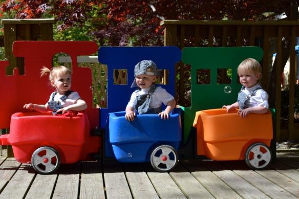 Choo Choo Train!